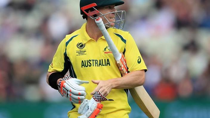 David Warner dismisses after effects of Ashes win for loss in first ODI against England