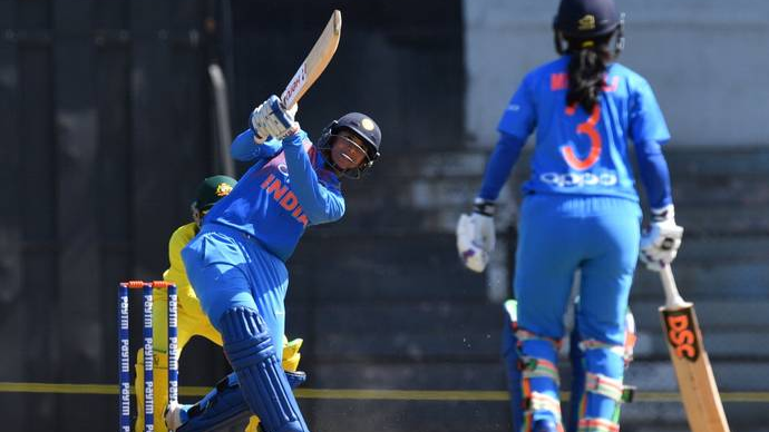 Smriti Mandhana regrets not playing a big knock after getting set in the T20I series opener