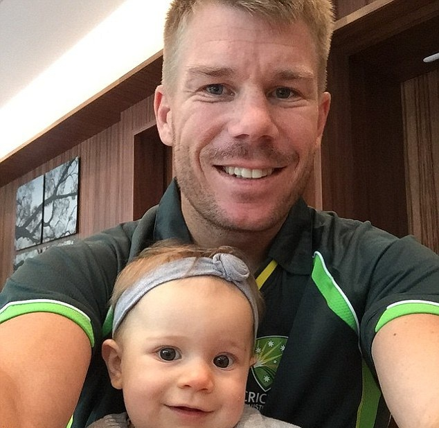 Watch: David Warner's daughter dances on Sunrisers Hyderabad's theme song