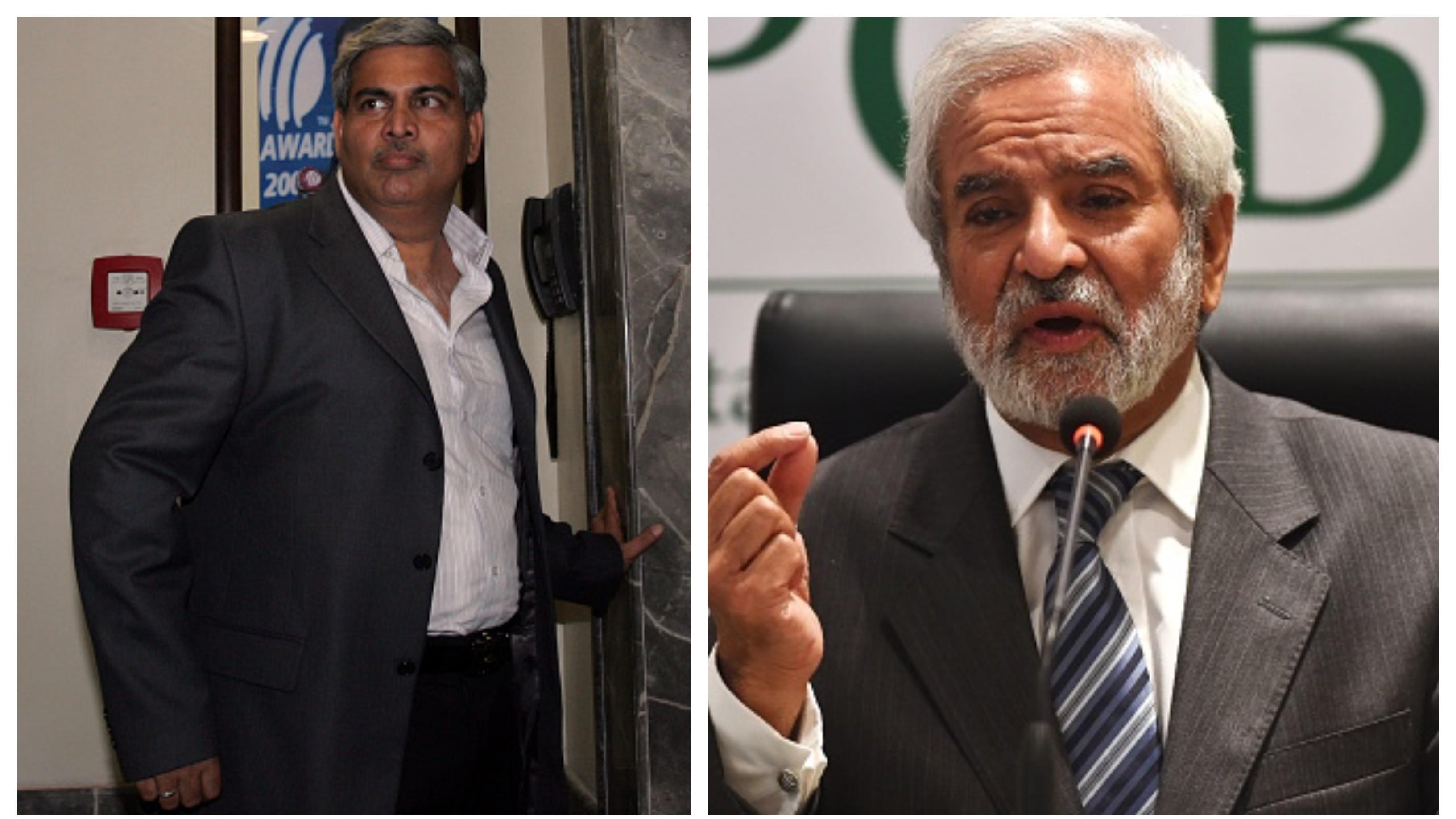 Ehsan Mani praises ex-ICC chairman Shashank Manohar for diluting 'Big Three' revenue sharing model