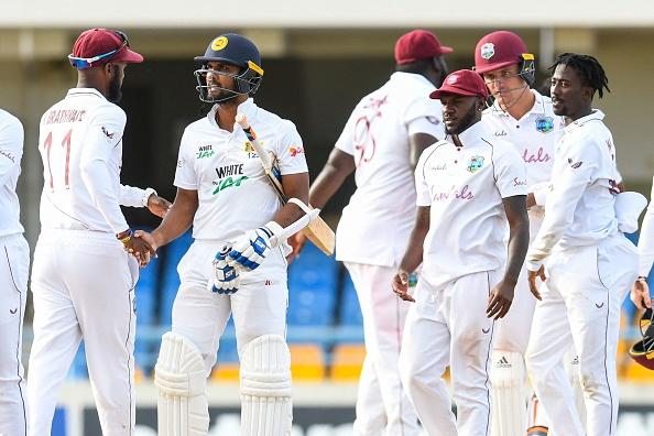 Kraigg Brathwaite happy with his team's efforts against Sri Lanka | Getty Images