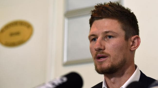 Cameron Bancroft cleared to play club cricket in Western Australia
