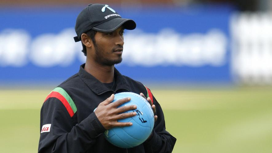 Mohammad Ashraful   Getty Images