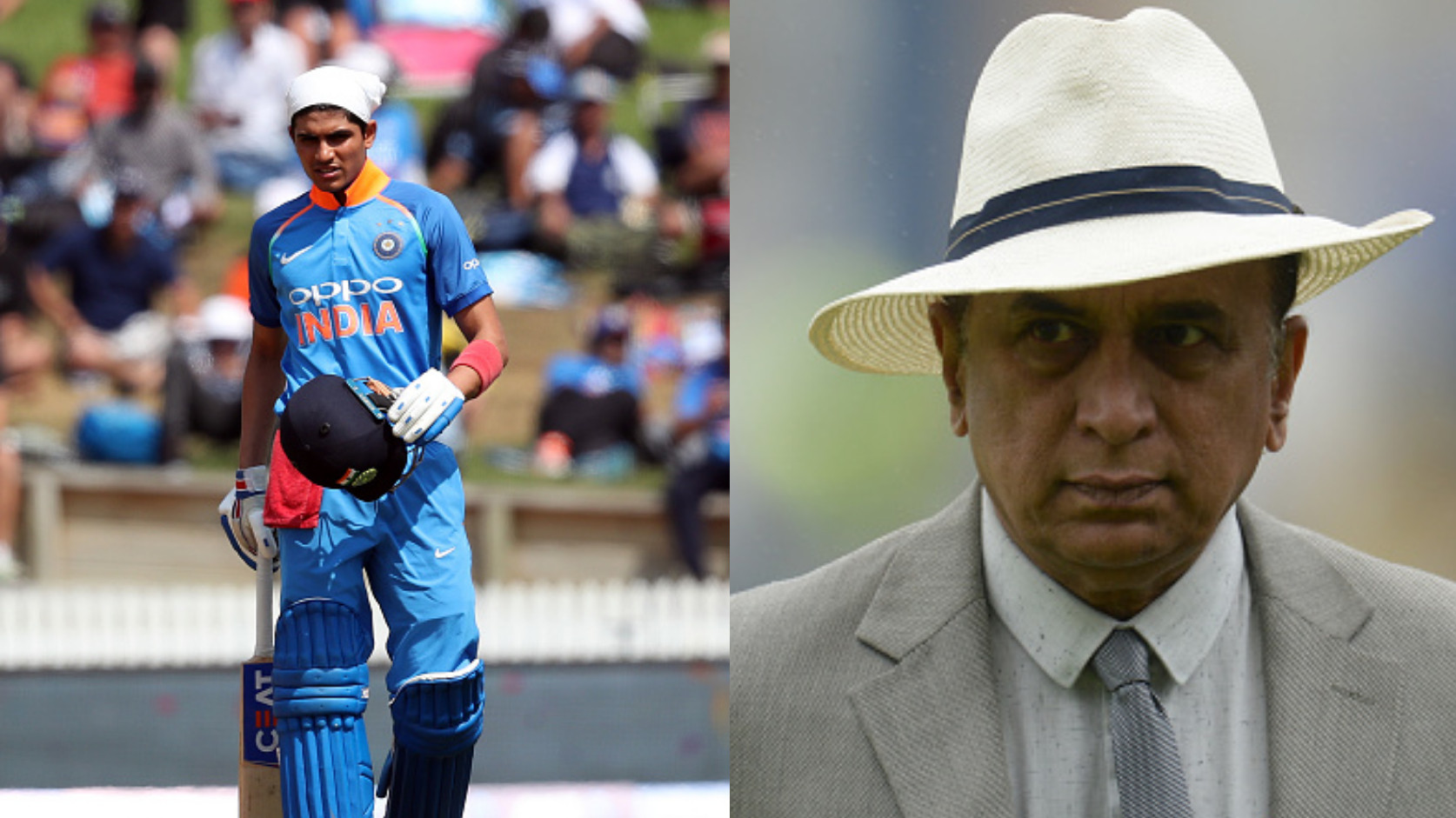 NZ v IND 2019: Sunil Gavaskar feels Shubman Gill is future of India despite India's poor show in Hamilton