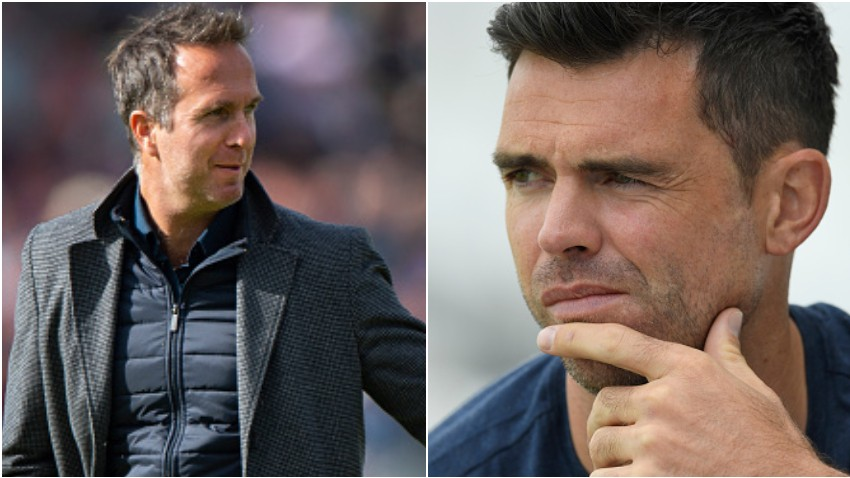 Ashes 2019: Michael Vaughan feels James Anderson's words are nothing but a cycle of excuses