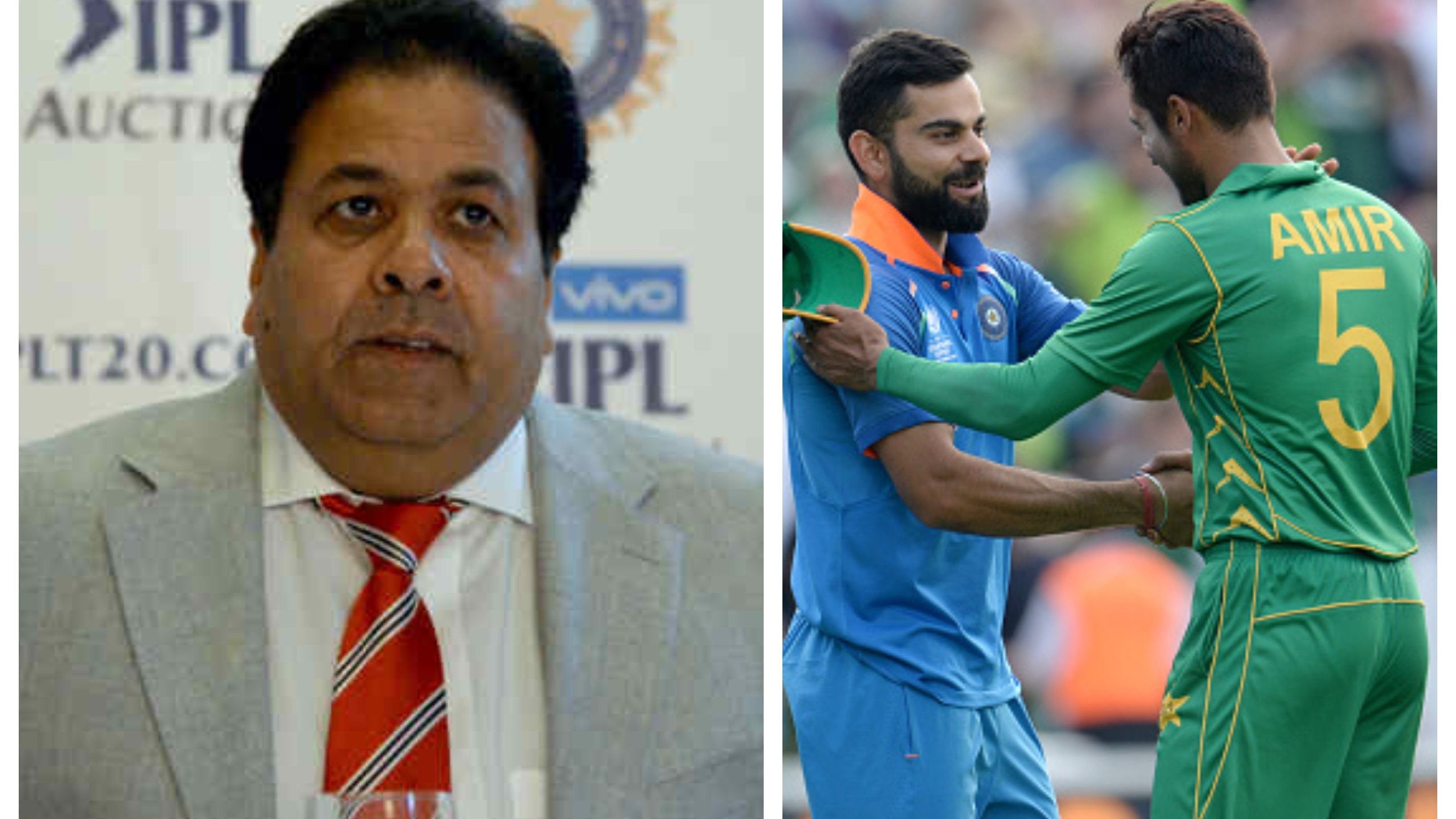 Rajeev Shukla opens up about India's stance on World Cup 2019 match against Pakistan