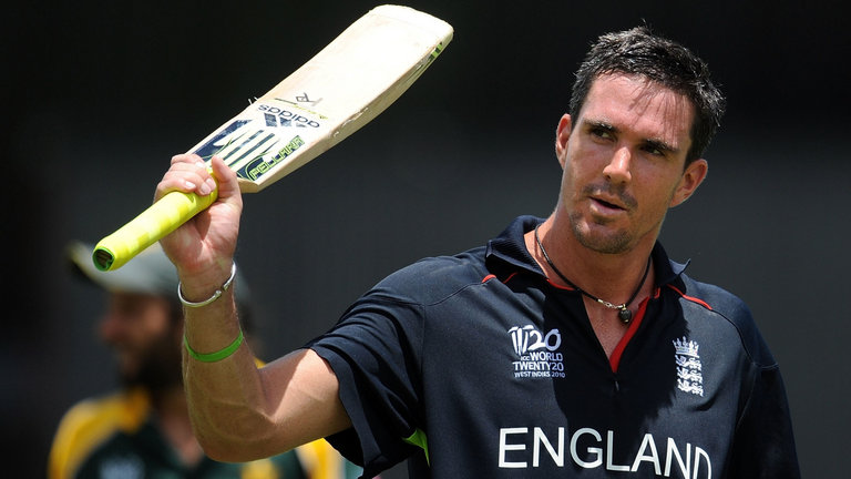 Kevin Pietersen hits back at a critic for questioning his T20 record