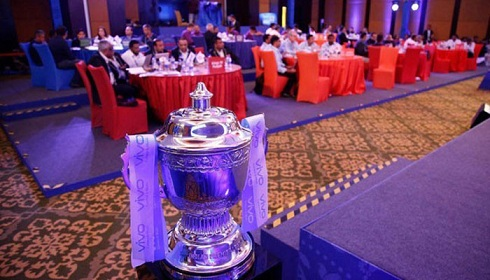 IPL player auctions for 2018 will take place in January 27,28 in Bengaluru