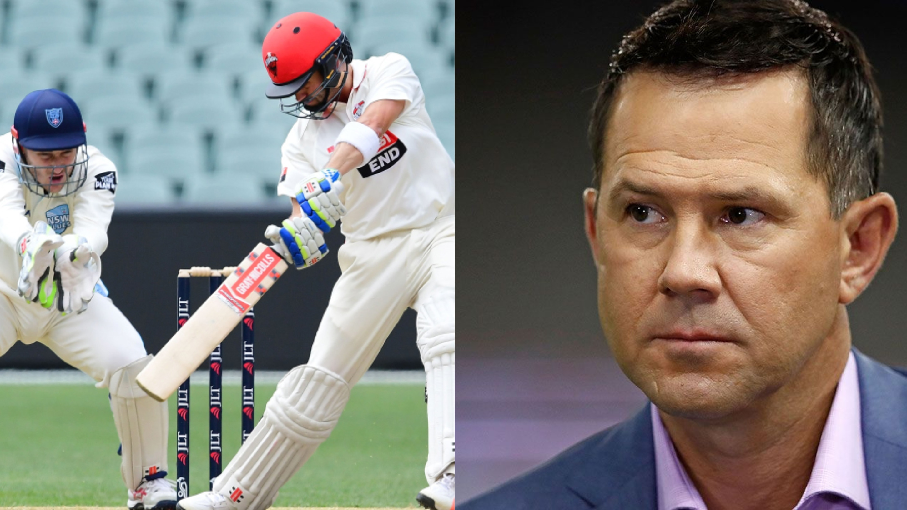 Ricky Ponting slams quality of domestic Sheffield Shield tournament