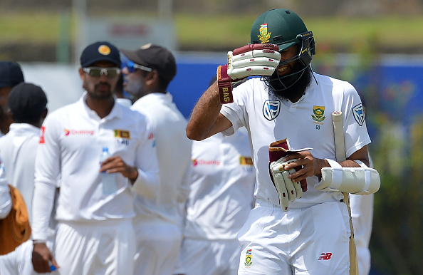 Hashim Amla. (Getty)