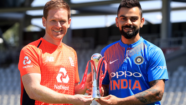 ENG vs IND 2018 : 1st T20I - Statistical Preview
