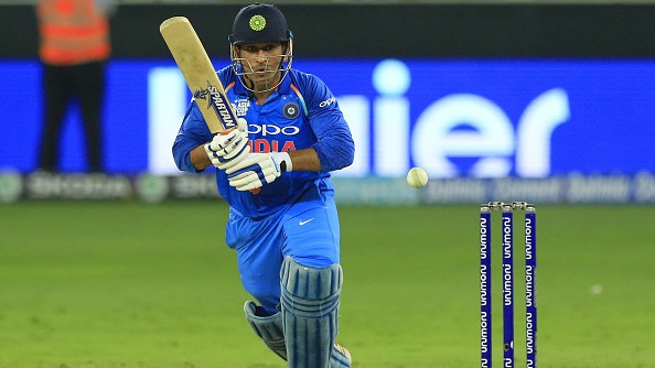 Indian batsman MS Dhoni has no plans to play in Vijay Hazare Trophy