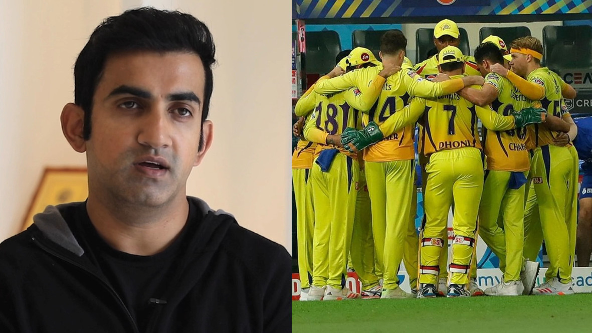 IPL 2021: Gautam Gambhir says less game time for CSK players could be a blessing for them
