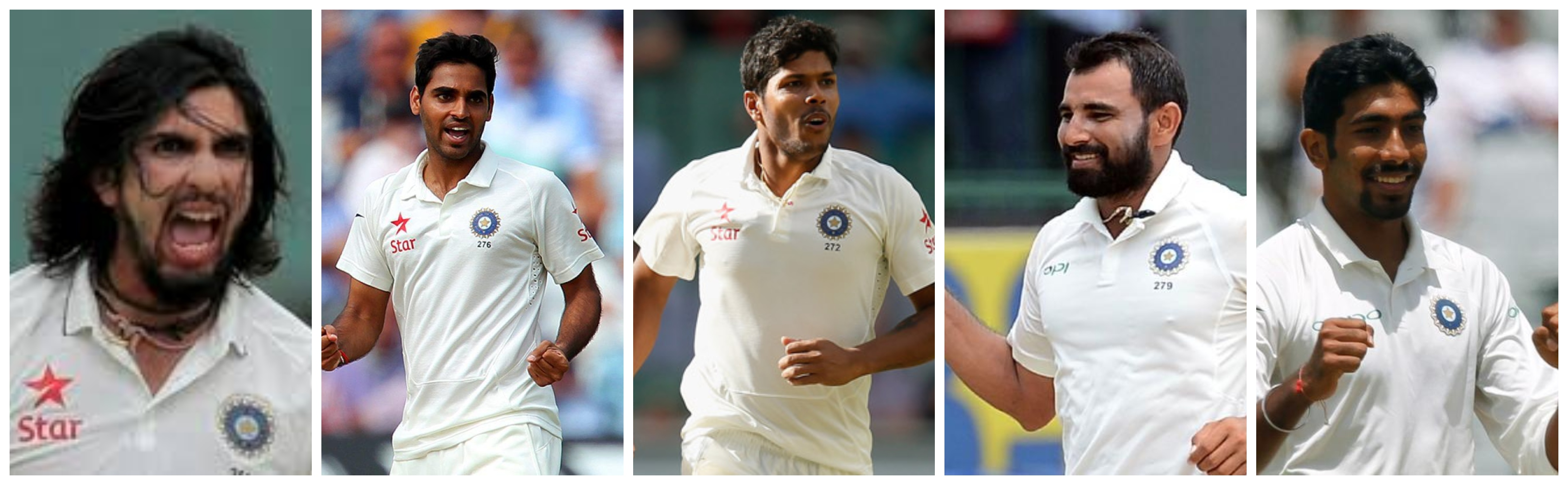 India's fast bowling will be it's strength in England.