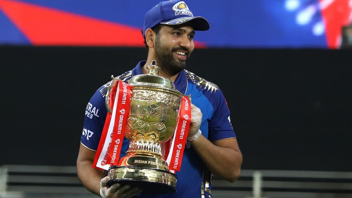 IPL 2020: 'Mumbai Indians don't believe in chopping and changing', says Rohit Sharma