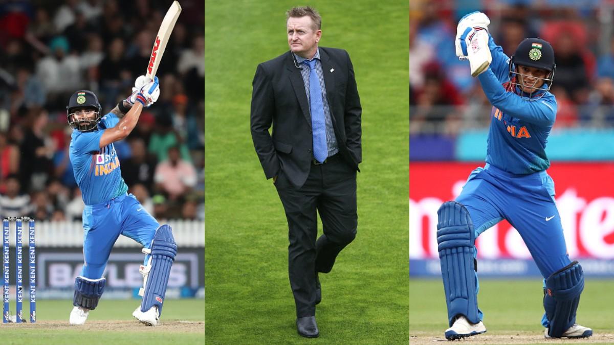 Women's T20WC 2020: Scott Styris hails Smriti Mandhana; calls her Virat Kohli of women's cricket
