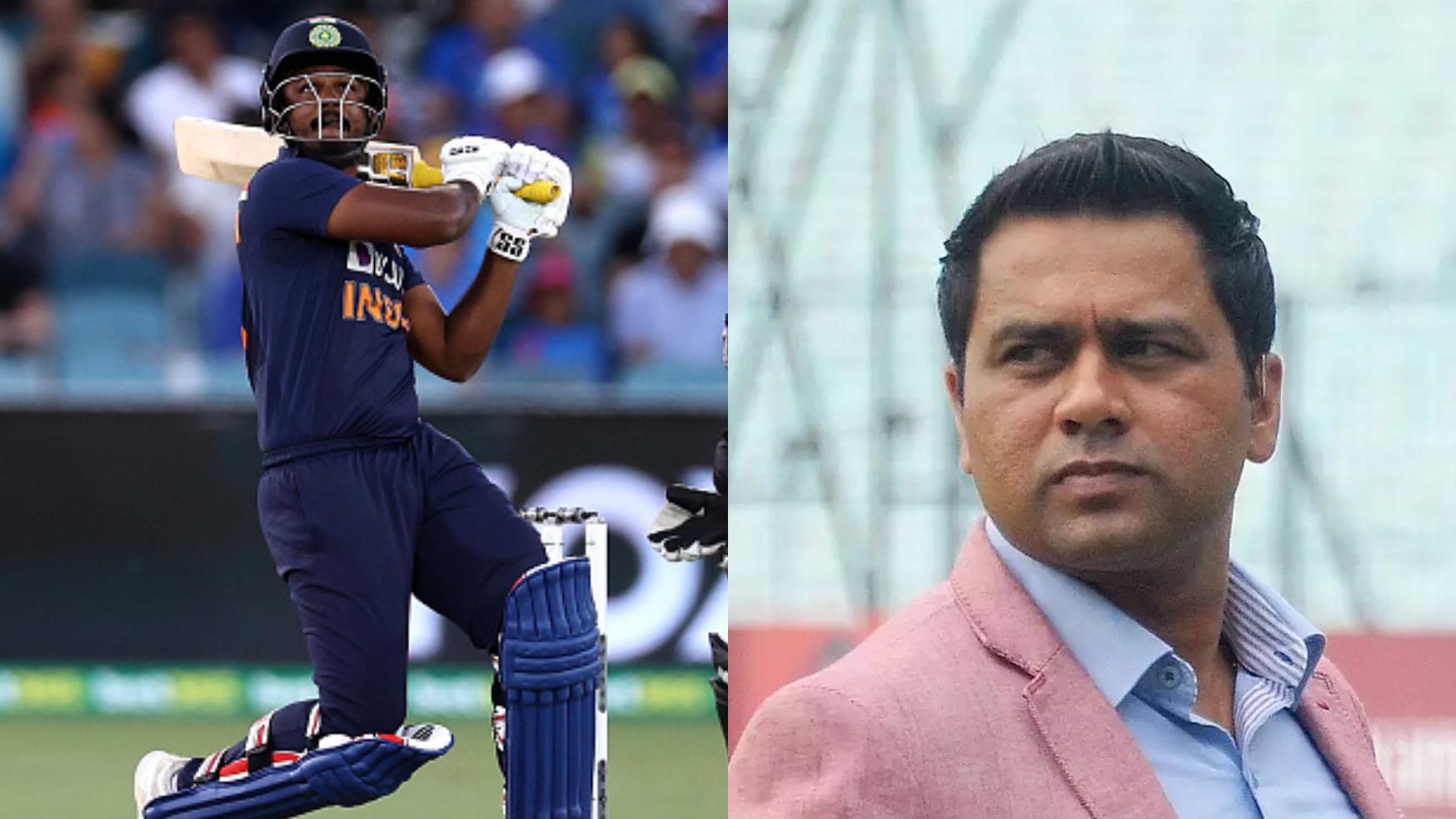 SL v IND 2021: Sanju Samson should play according to situation if he gets a chance in Sri Lanka- Aakash Chopra