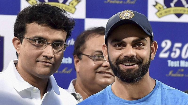 ENG vs IND 2018: Sourav Ganguly finds it strange that Kohli accepts mistakes while Shastri does not