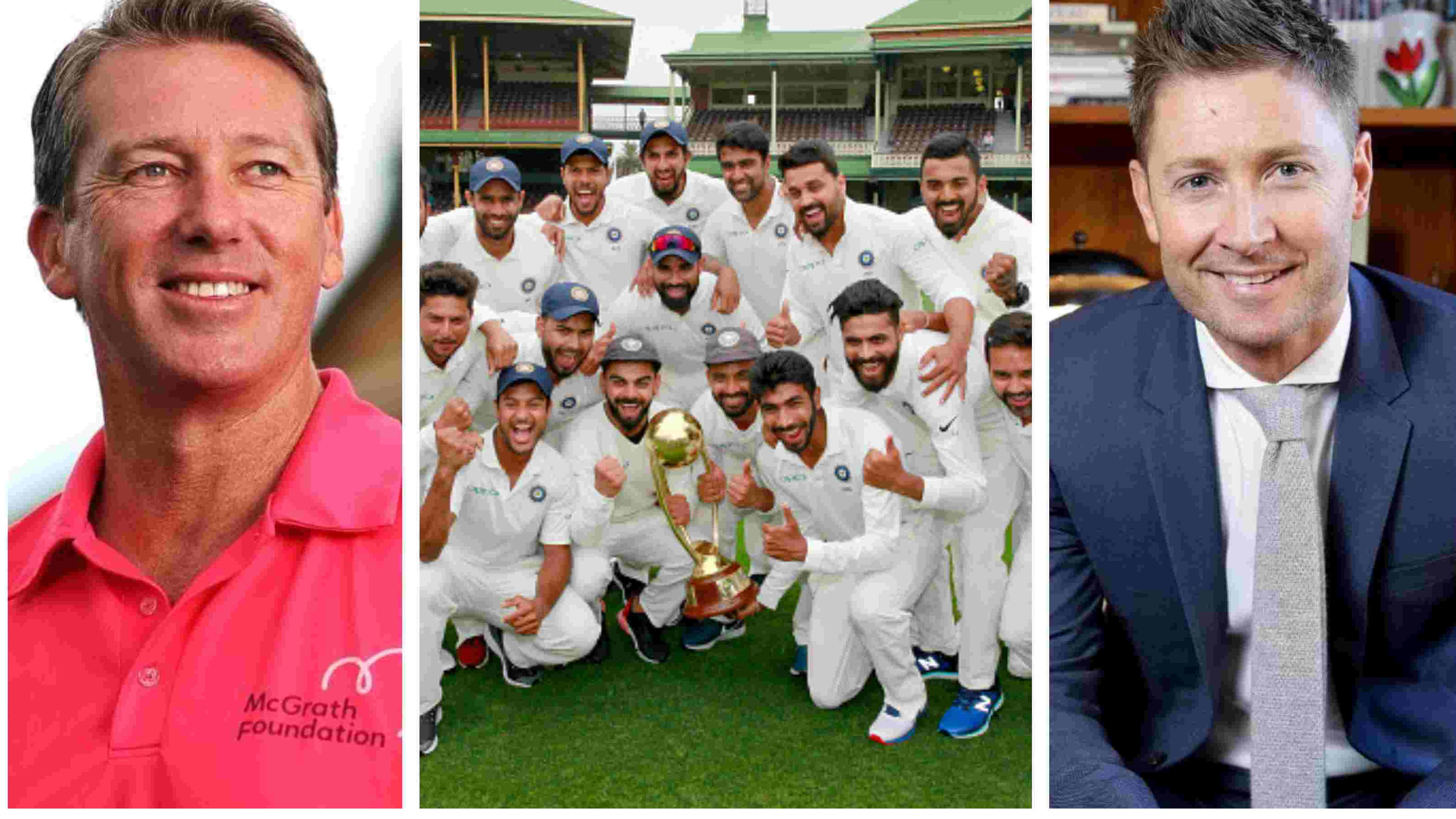 AUS v IND 2018-19: Australian cricket fraternity congratulates Team India on a historic Test series triumph down under