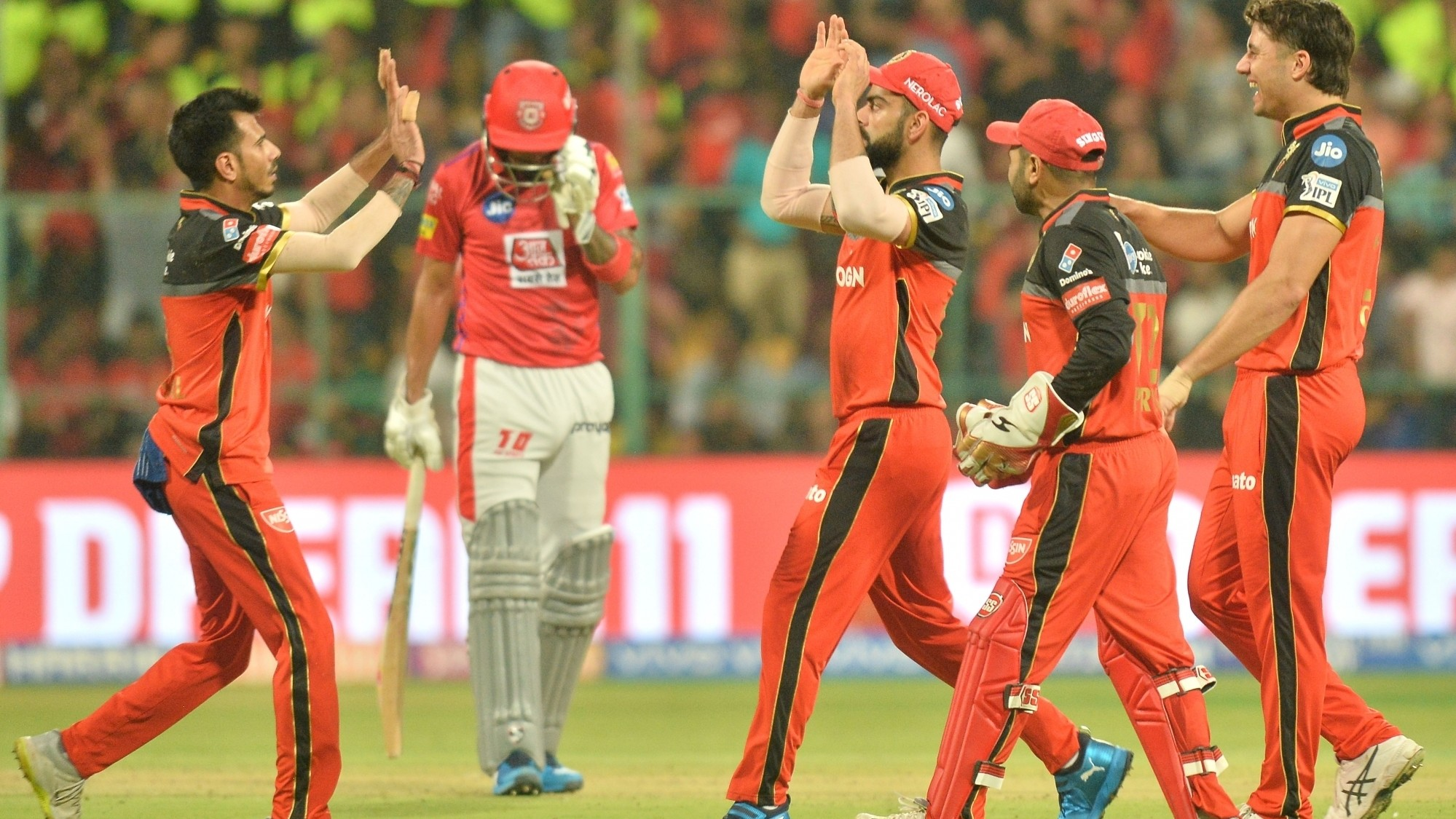 IPL 2019: Twitter reacts as RCB beat KXIP by 17 runs to keep their play-off hopes alive