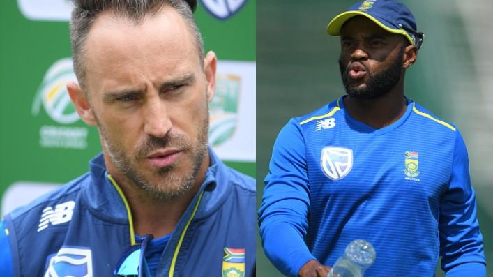 SA v ENG 2020: Faf du Plessis confirms return of Temba Bavuma at Wanderers
