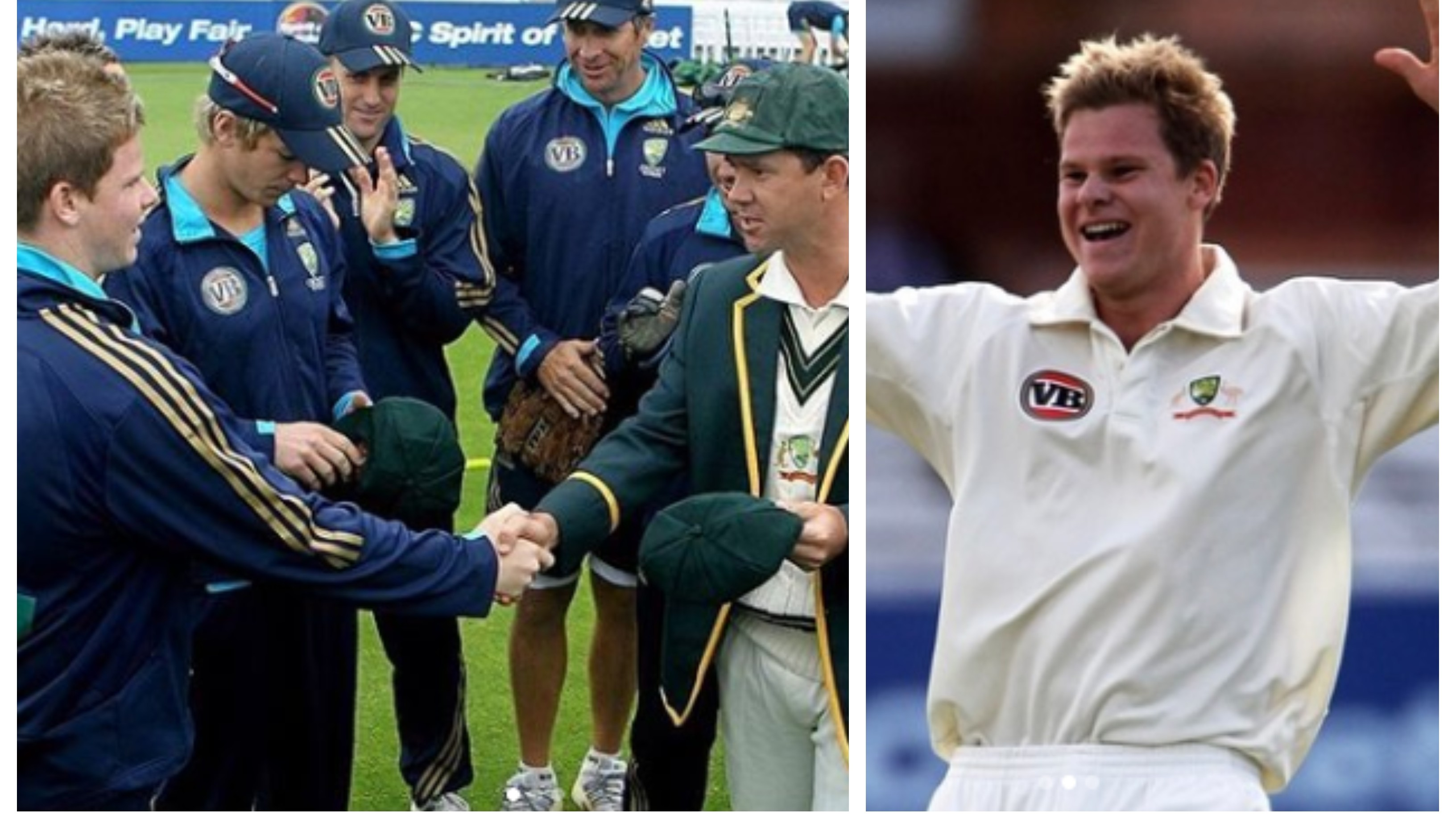 Steve Smith shares a heartfelt post on completing 10 years in Test cricket