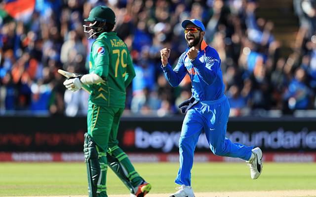 भारत बनाम पाकिस्तान | getty
