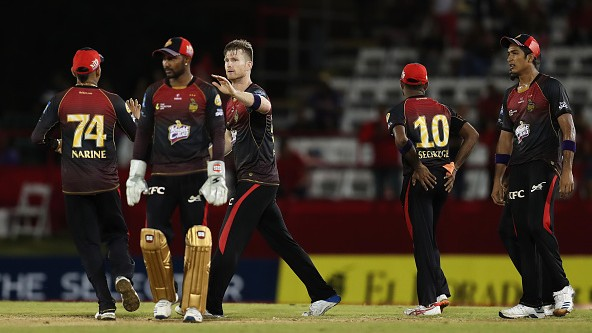 CPL 2019: Jimmy Neesham's stellar all-round show powers TKR to 11-run win over SNP