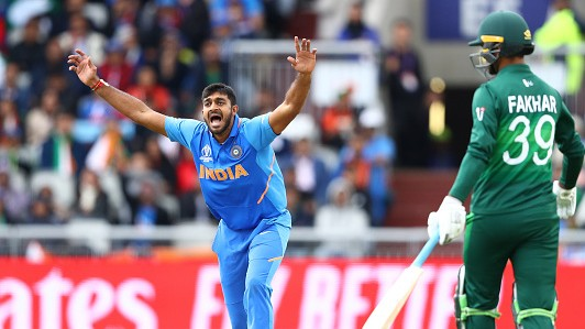 CWC 2019: Vijay Shankar speaks on his World Cup debut and first-ball wicket of Imam