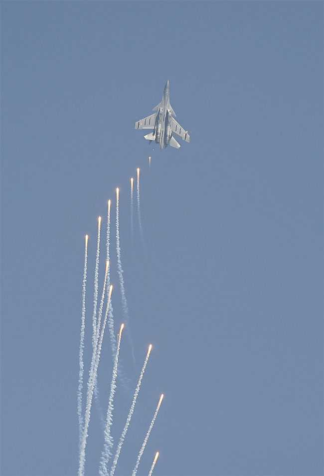 The Indian Air Force was born in 1932 as the Royal Indian Air Force