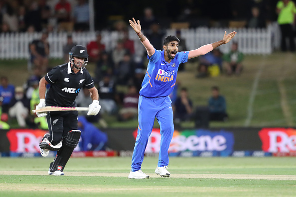 Bumrah went wicketless as India suffered a 3-0 series whitewash | Getty