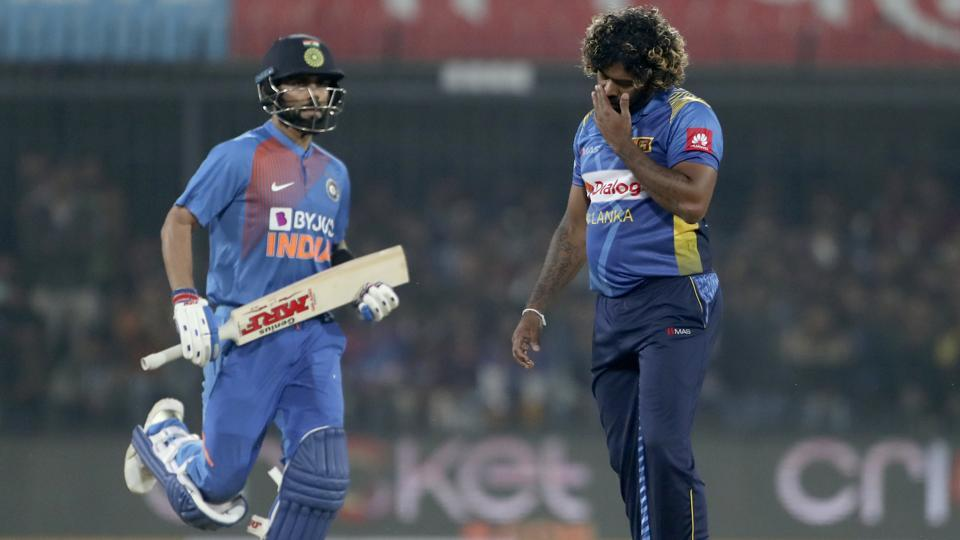 Malinga has blamed himself for the series defeat | AP