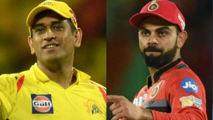 Sunil Gavaskar terms today's match between MS Dhoni and Virat Kohli's teams as fascinating