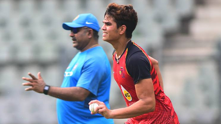 Arjun Tendulkar to play in the U-19 Vinoo Mankad Trophy