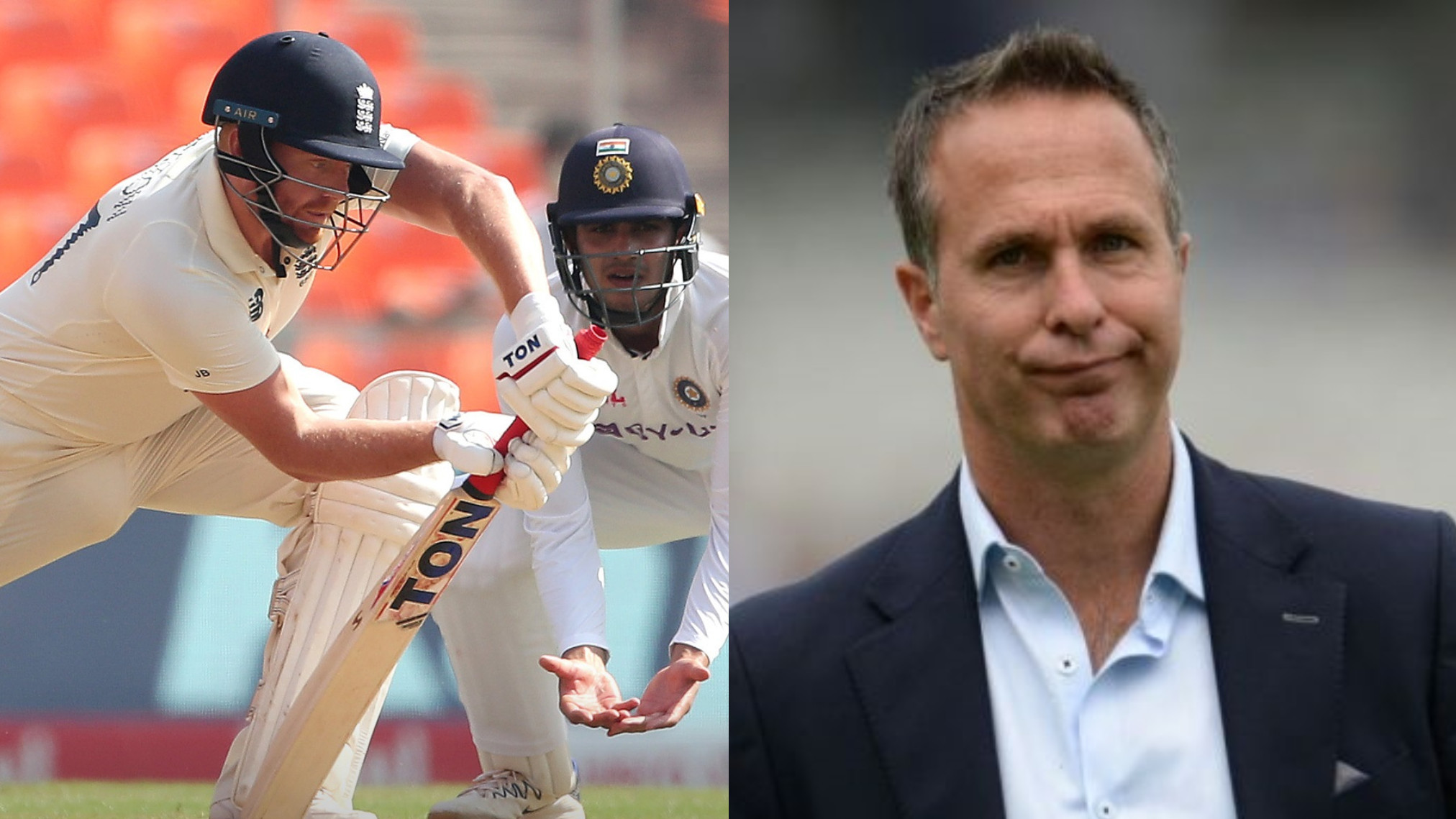 """IND v ENG 2021: """"Terrible batting display on a perfect pitch to get runs,"""" Vaughan rips into England batsmen"""