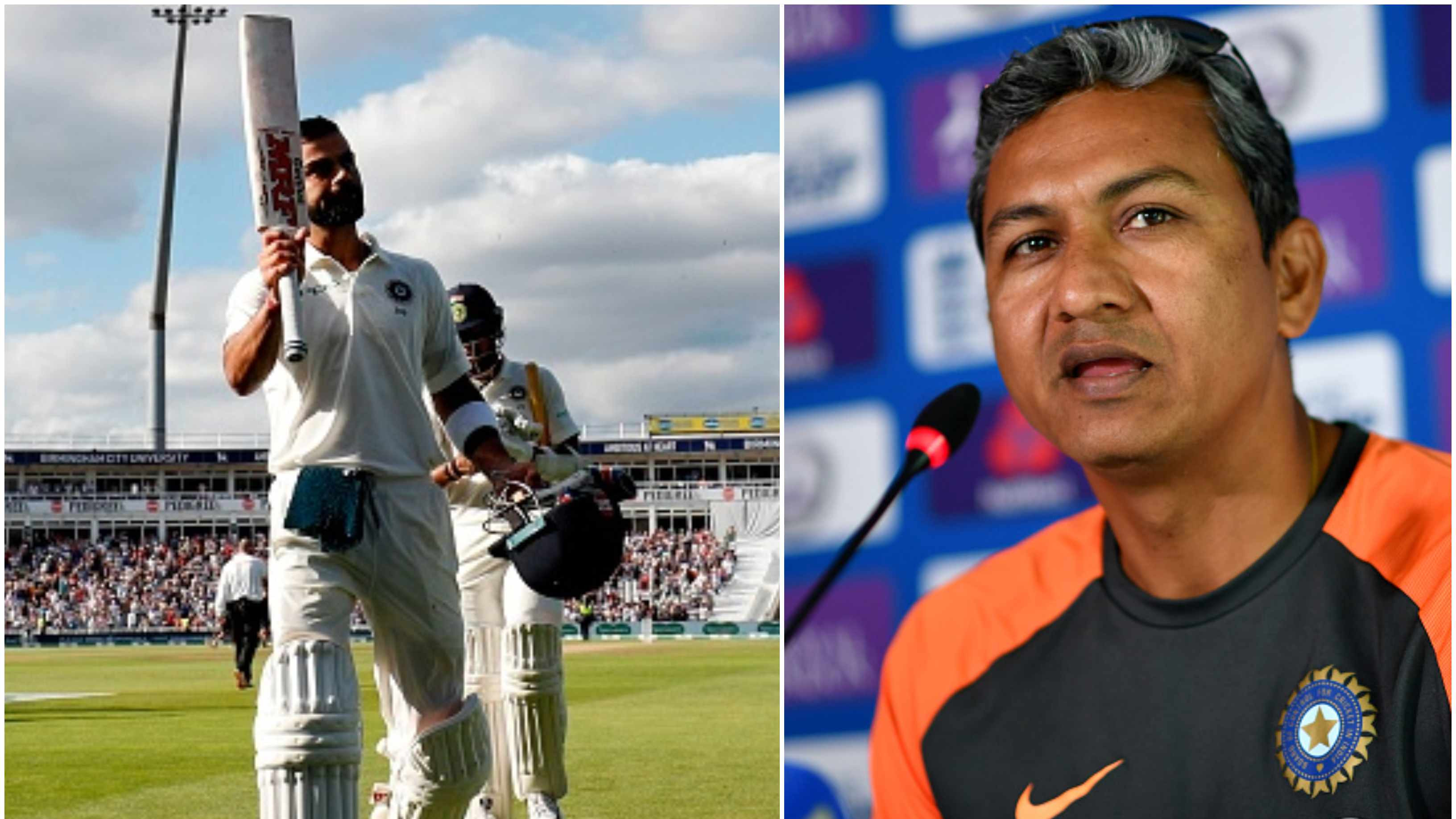 ENG vs IND 2018: Sanjay Bangar hails Virat's extreme discipline after his gritty Edgbaston knock