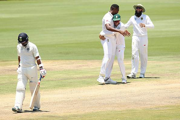 Ngidi bagged a six-wicket haul on debut | BCCI