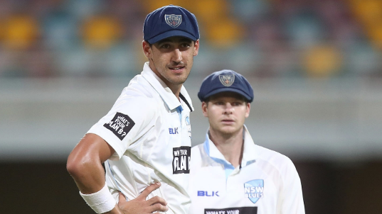 Mitchell Starc pulls out of NSW's next Shield game after father's death; Steve Smith to miss out as well
