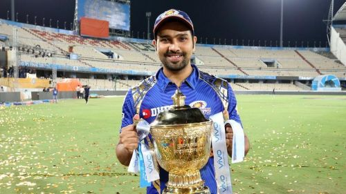Rohit Sharma has won the IPL four times as captain | AFP