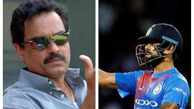 Dilip Vengsarkar says MS Dhoni and N Srinivasan were not convinced of Kohli's inclusion in Team India in 2008