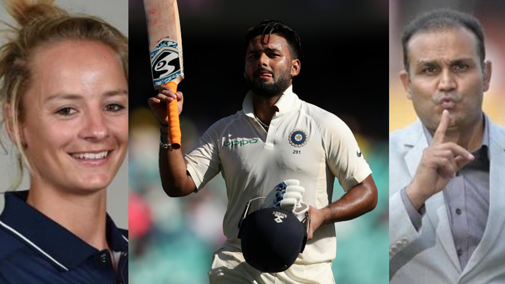 AUS v IND 2018-19: Cricket fraternity in awe of a responsible 159* from Rishabh Pant at SCG