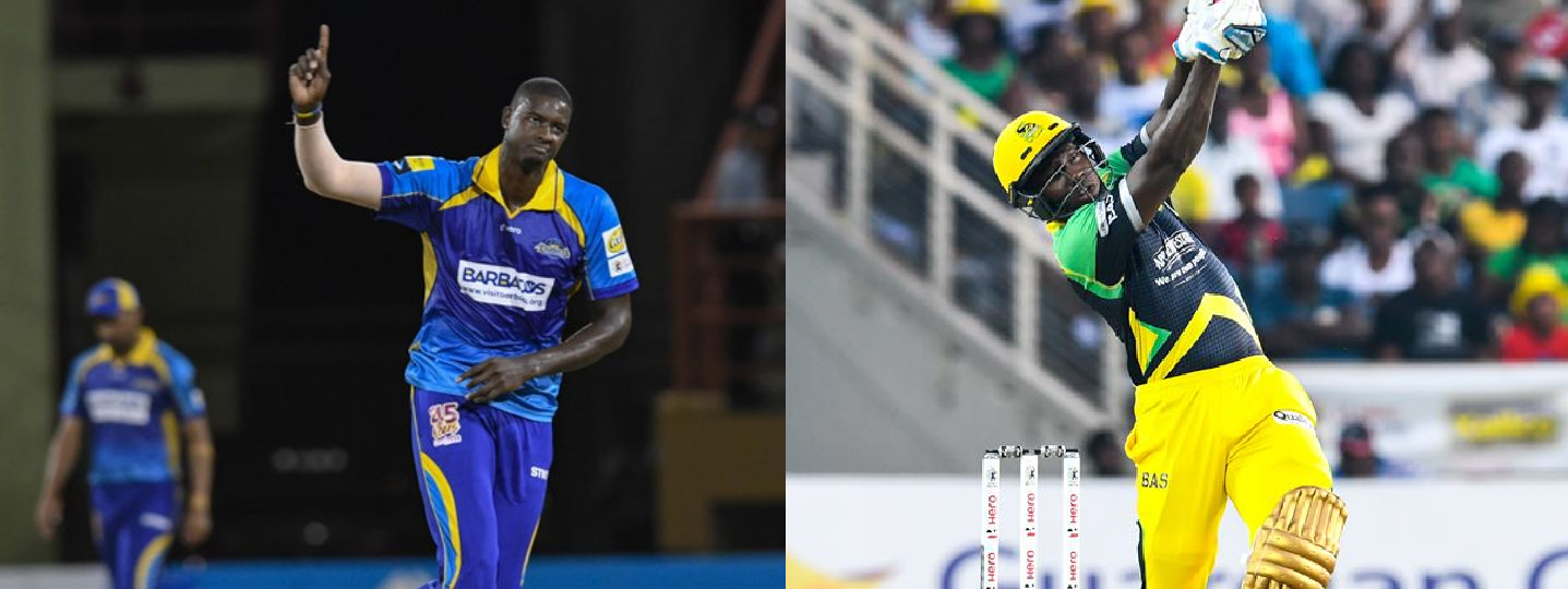 Barbados Tridents will go up against Jamaica Tallawahs