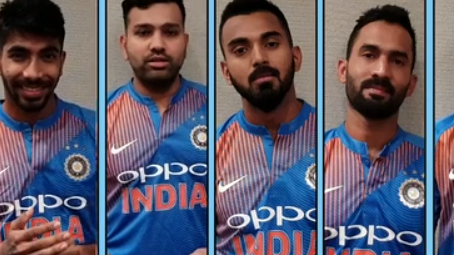 AUS v IND 2018-19: WATCH- Indian cricketers take the rapid-fire challenge unveiling their secrets