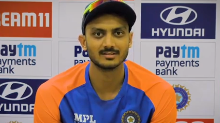 IND v ENG 2021: 'We never complained while playing on seaming track overseas', says Akshar Patel