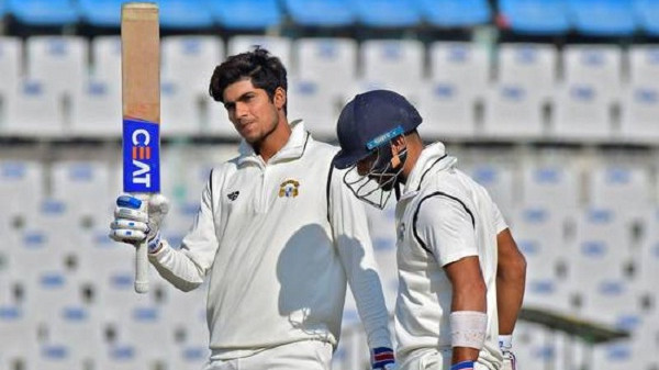 Ranji Trophy 2018-19: WATCH – Shubman Gill's breathtaking ton that almost pulled off a win for Punjab over Hyderabad