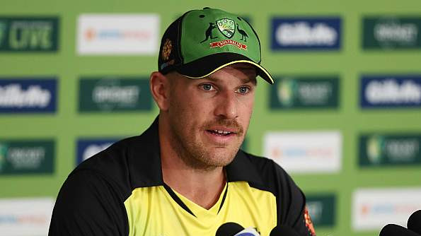 AUS v IND 2018-19: Finch clears way for Australia featuring an