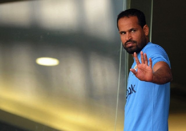 Yusuf Pathan will be up for IPL auction. (AFP)