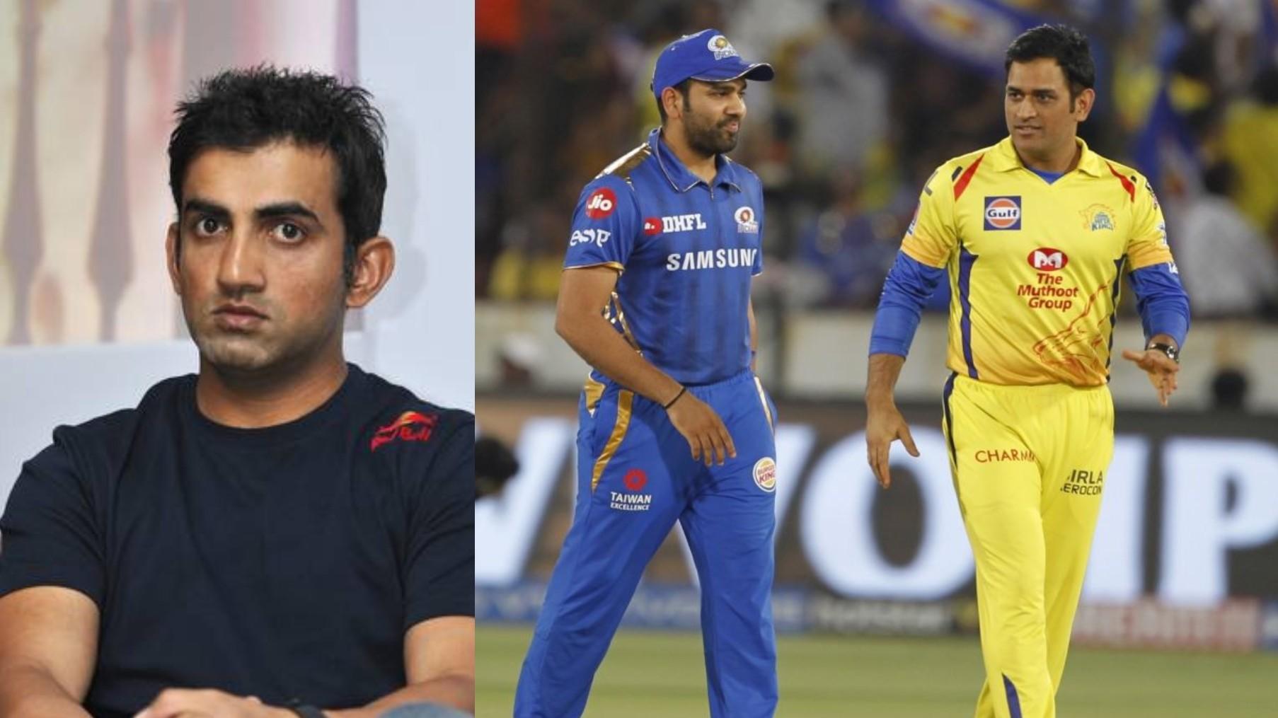 IPL 2020: Gautam Gambhir reveals why MI will have the upper hand against CSK in IPL 13 opener