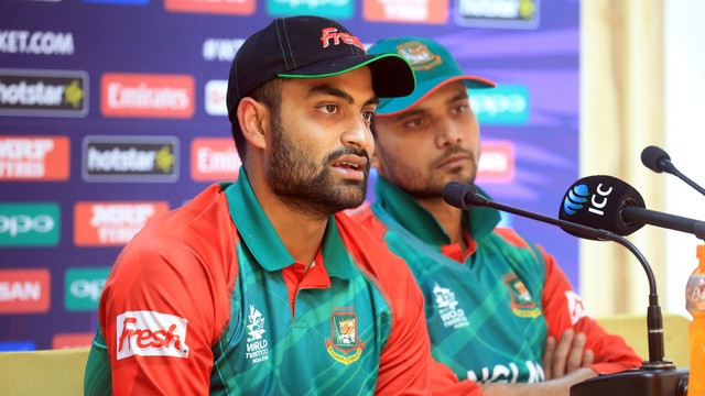 Tamim Iqbal opens up on different aspects of Bangladesh cricket