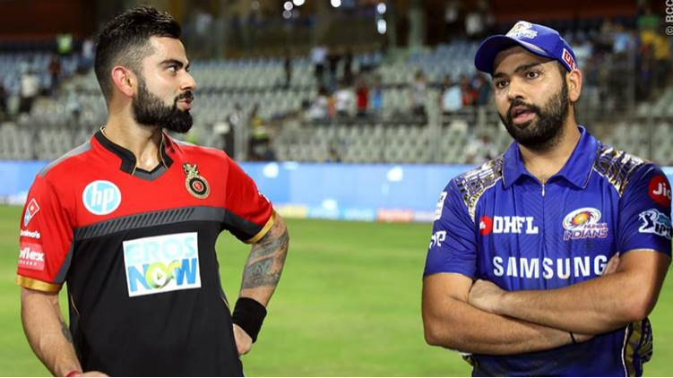 IPL 2018 : Match 31,  RCB vs MI - Statistical Preview